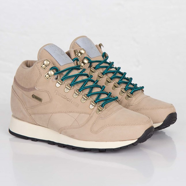 Reebok Classic Leather Mid Gore-Tex