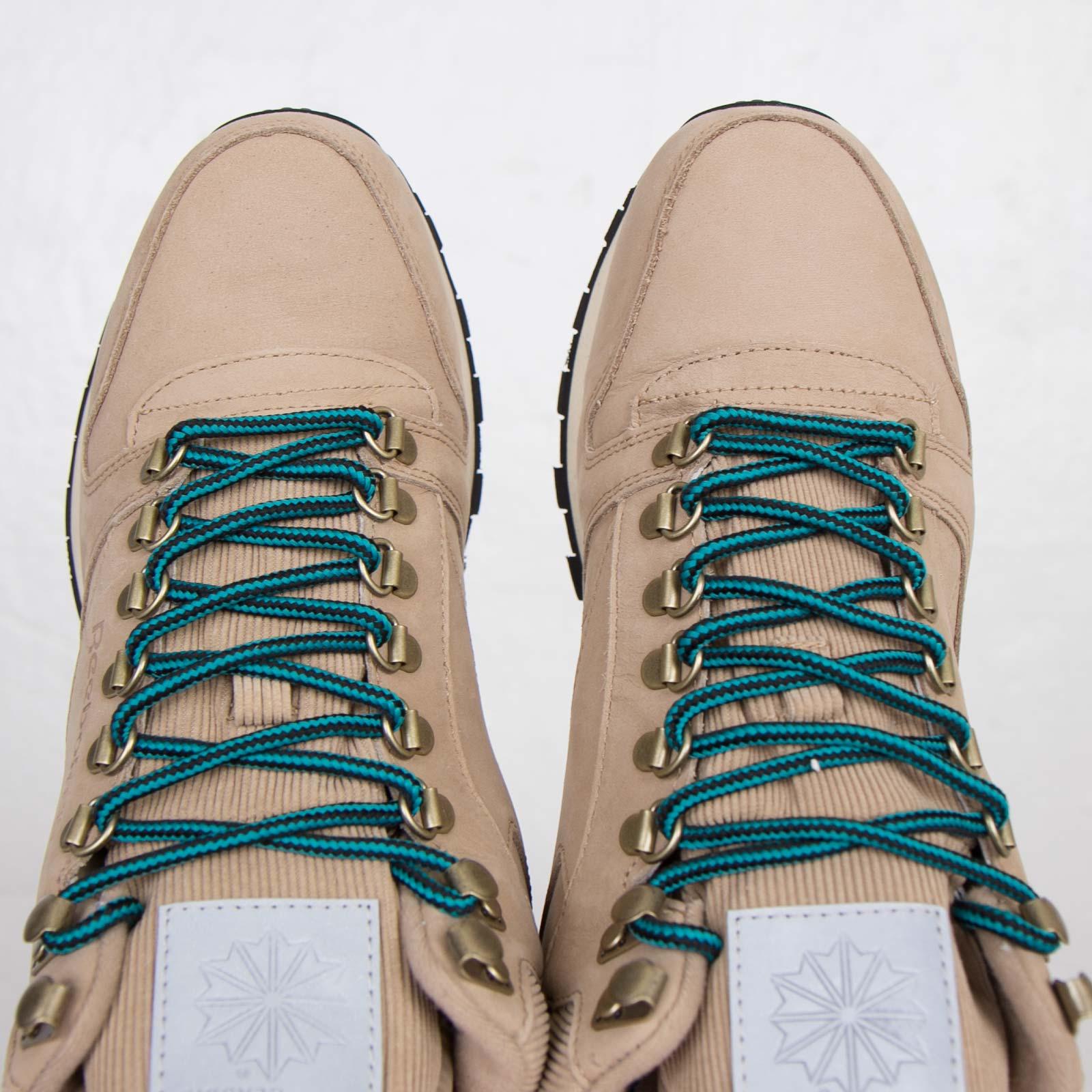 sencillo fluir Alérgico  Reebok Classic Leather Mid Gore-Tex - V48355 - Sneakersnstuff | sneakers &  streetwear online since 1999