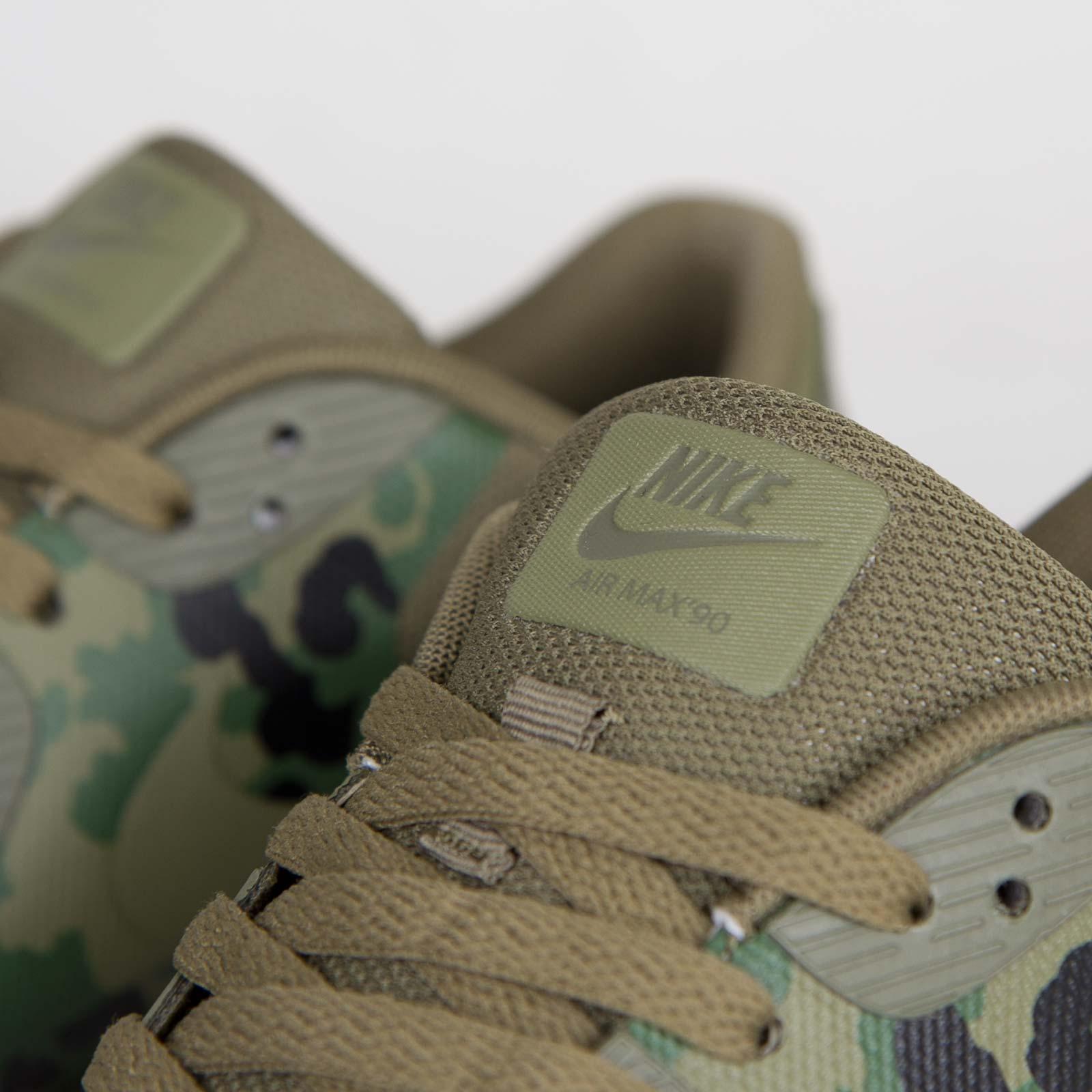 Nike Air Max 90 SP Camo Japan Country Pack Pale Olive Safari