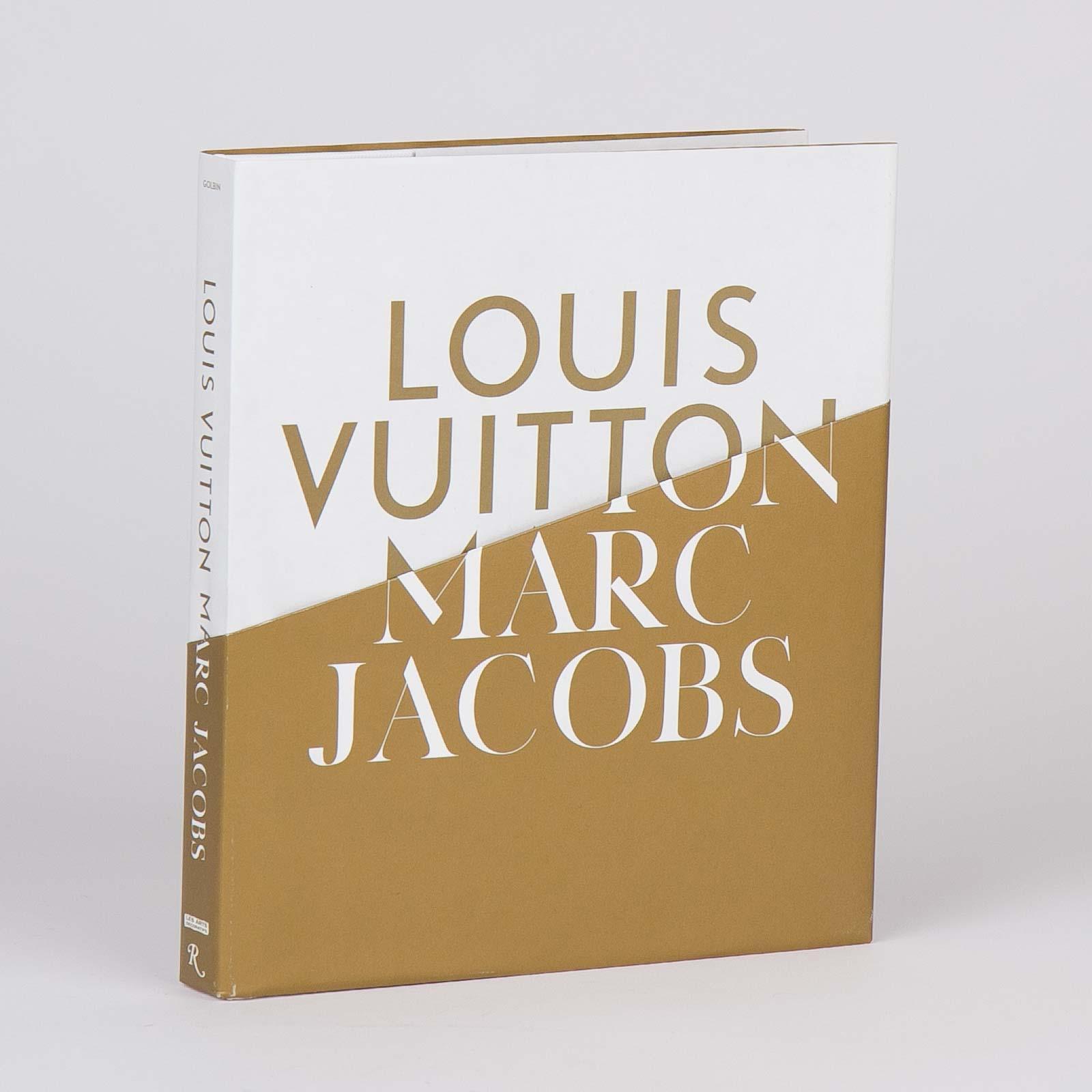 afcceab72559 Books Louis Vuitton Marc Jacobs - Rizzoli-LV-MarcJacobs-Book ...