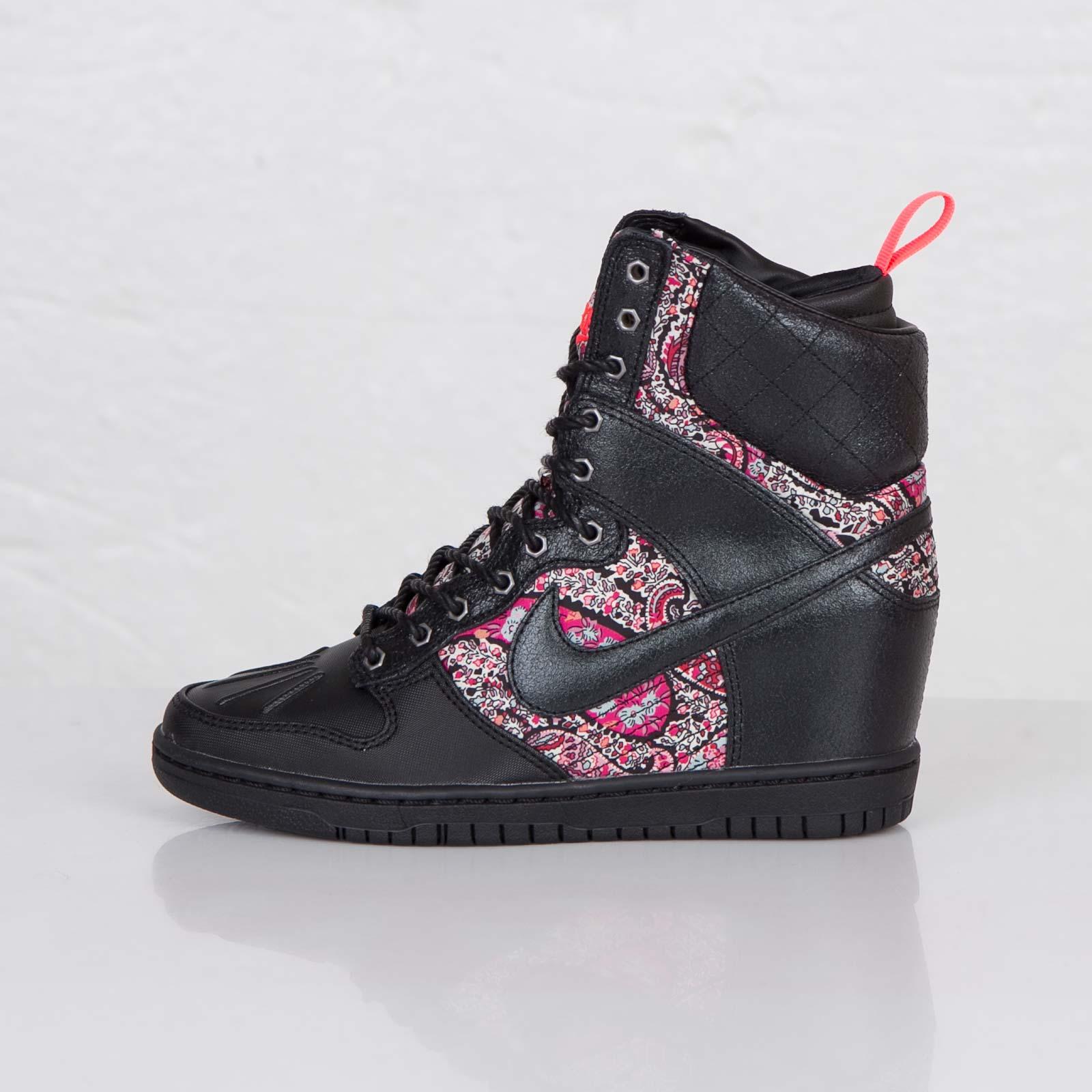 cheap for discount 53cbe 4fb4a Nike Wmns Dunk Sky Hi Sneakerboot Liberty QS - 632180-006 - Sneakersnstuff  | sneakers & streetwear online since 1999