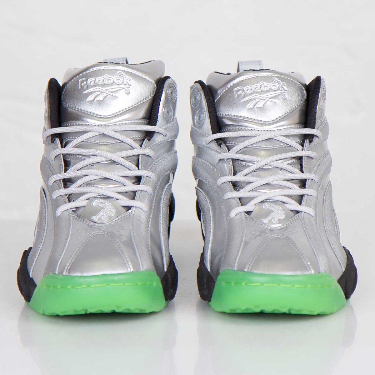 Men/'s Reebok Shaqnosis OG V51850 silver retro basketball shoes sneakers limited