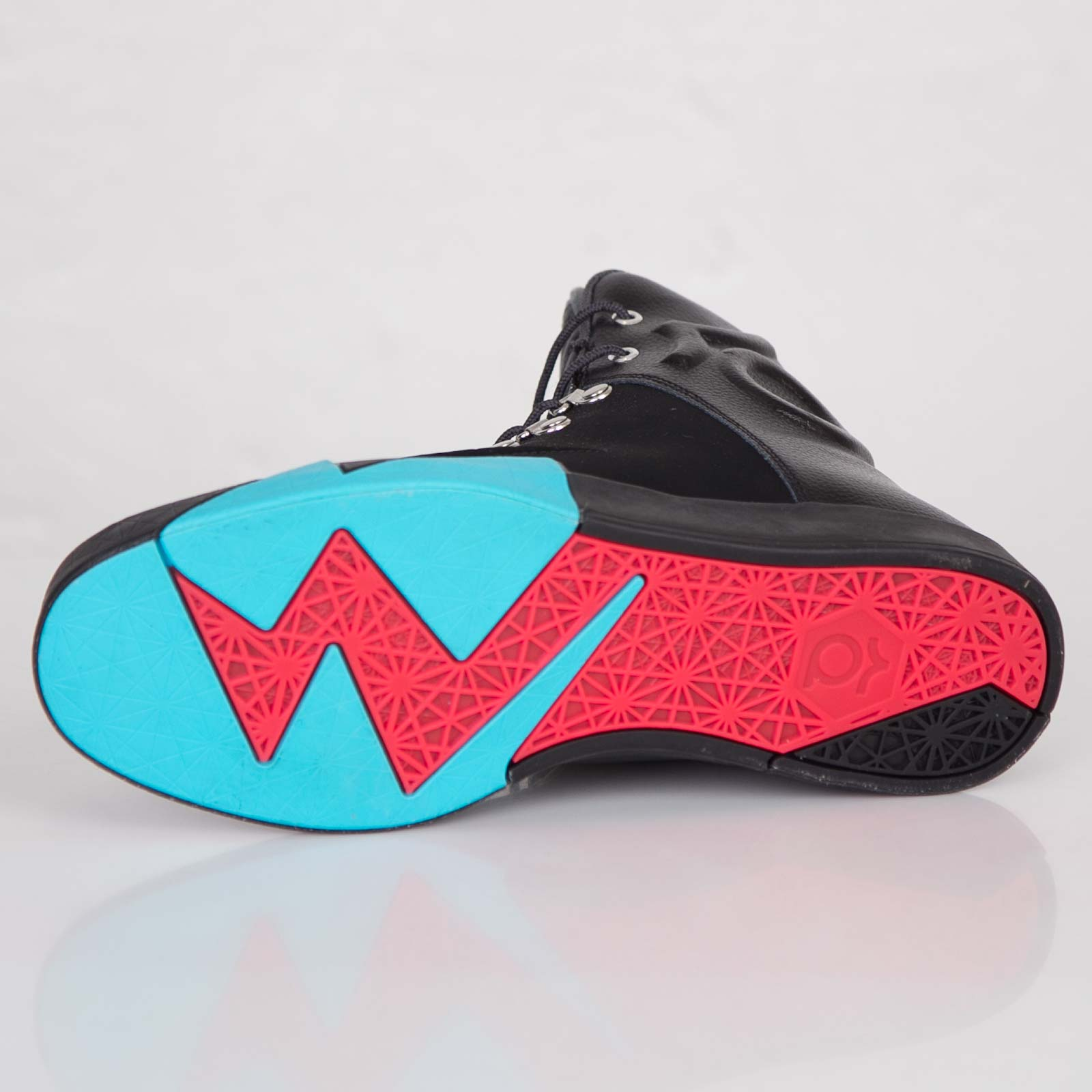 Nike KD VI NSW Lifestyle Leather QS 621945 001 Basketsnstuff
