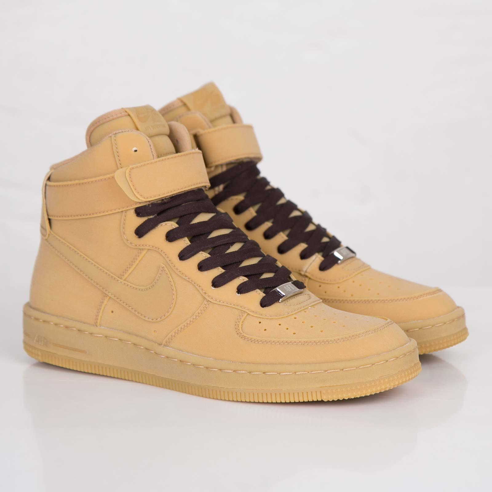 best website 72580 23f98 Nike Air Force 1 Downtown Hi Gum LW QS