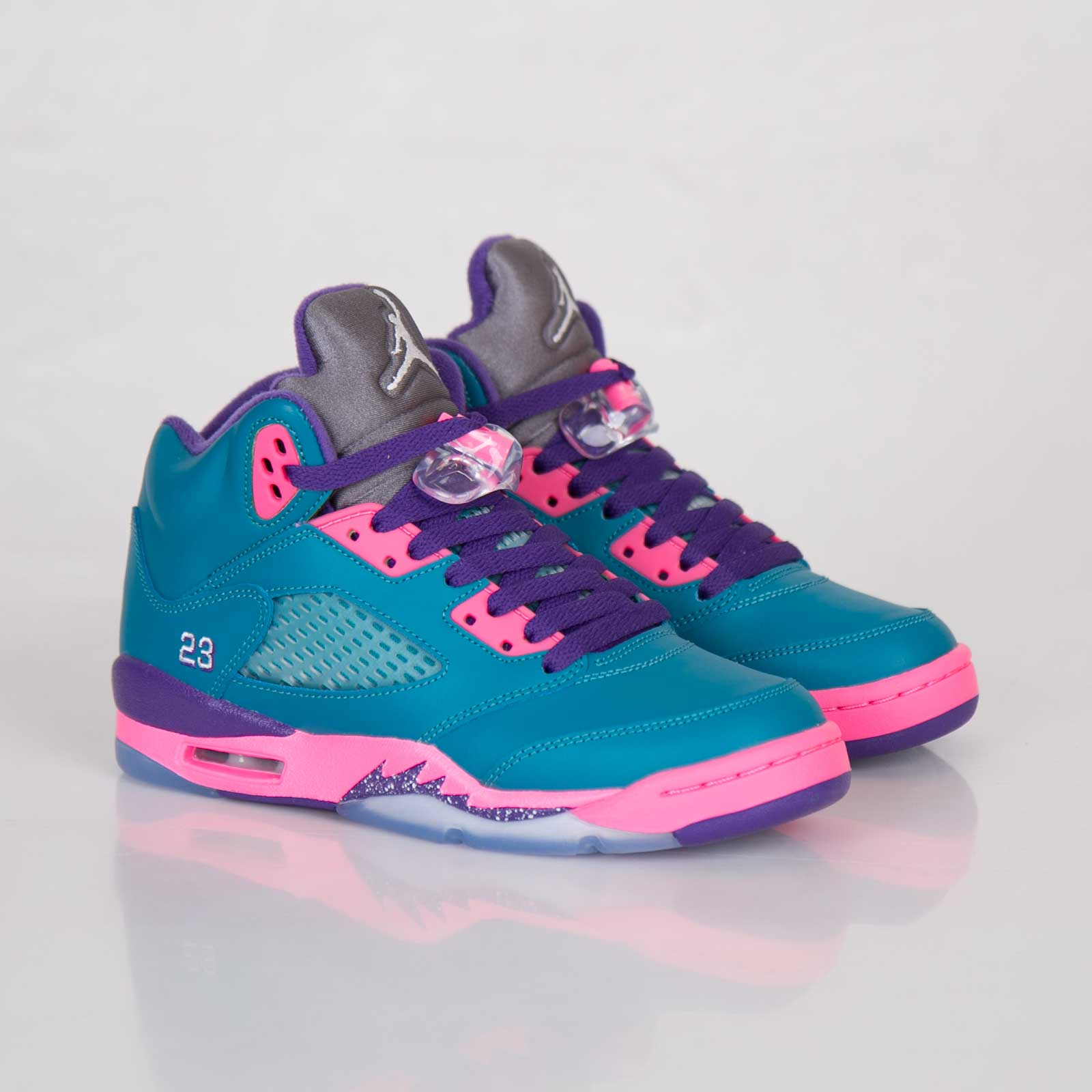 26a3b4a9ff206d Jordan Brand Girls Air Jordan 5 Retro (GS) - 440892-307 ...