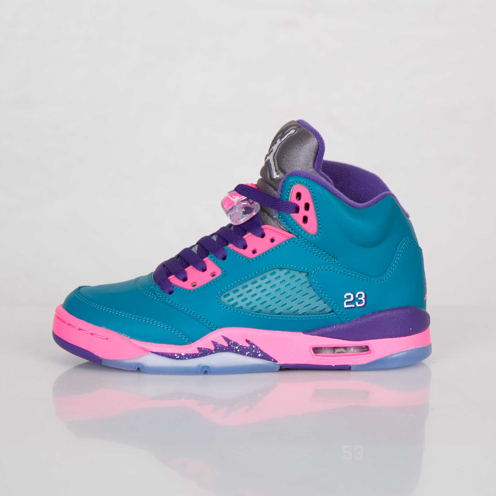96caa2b1b9c65 Jordan Brand Girls Air Jordan 5 Retro (GS) - 440892-307 - Sneakersnstuff