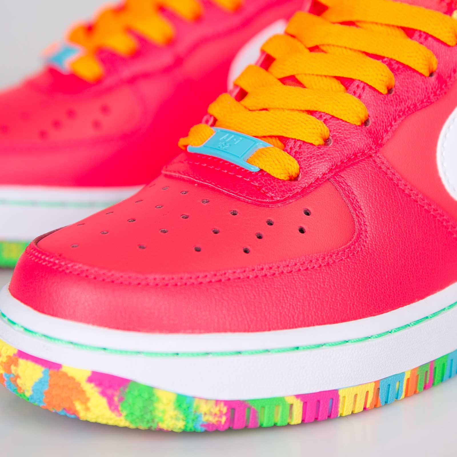 new arrival 79d7d b31df Nike Air Force 1 (GS) - 596728-605 - Sneakersnstuff | sneakers & streetwear  online since 1999