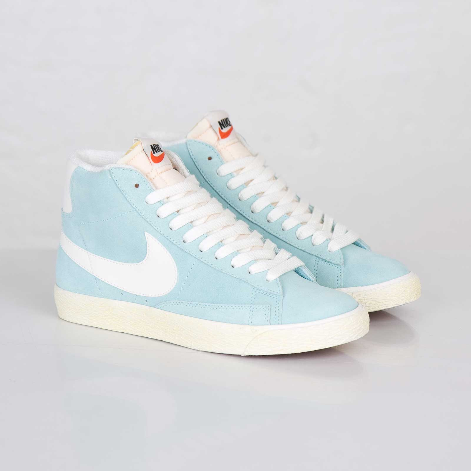 new product ee408 10277 Nike Wmns Blazer Mid Suede VNTG