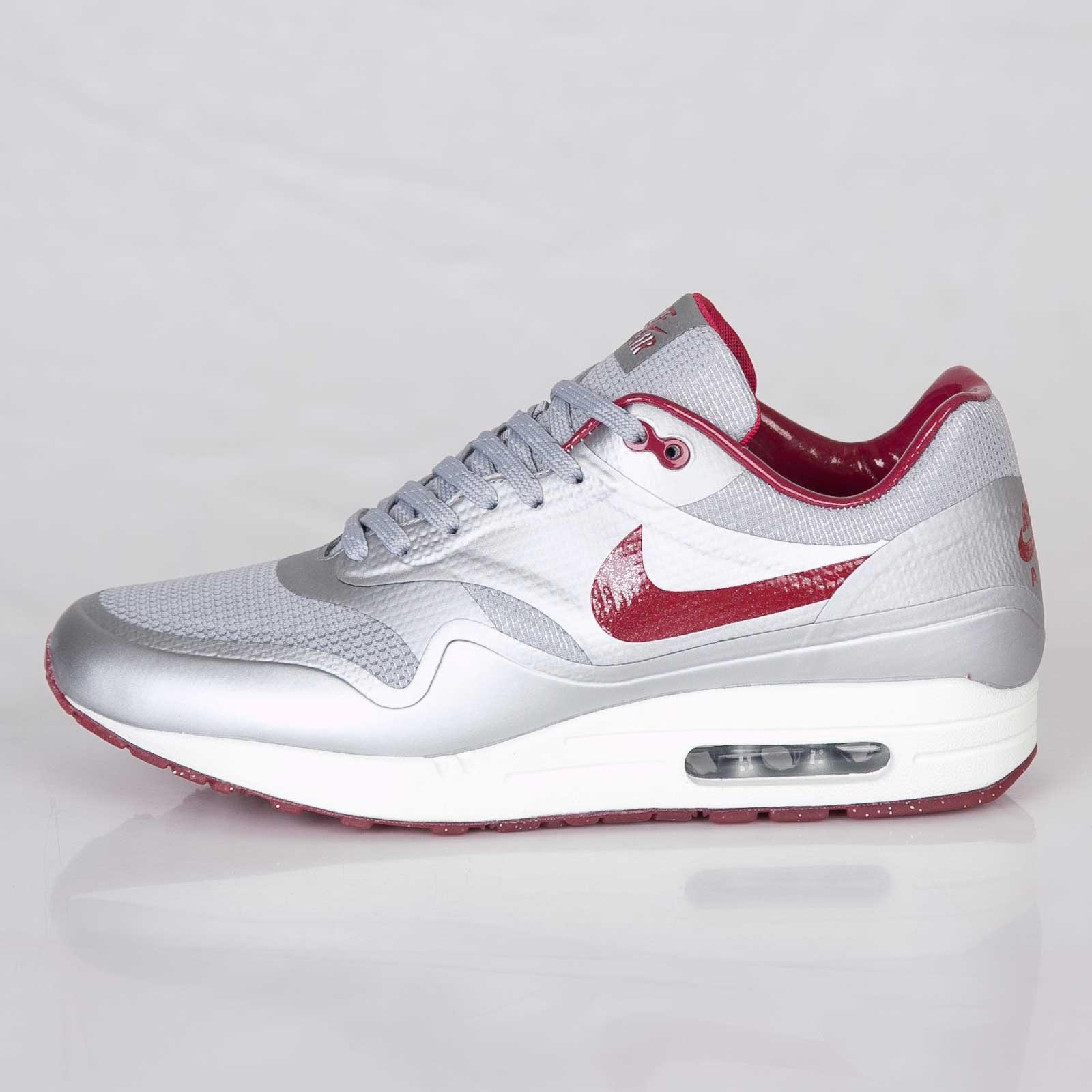 Nike Air Max 90 Ganz Rot Damen waldbroeler
