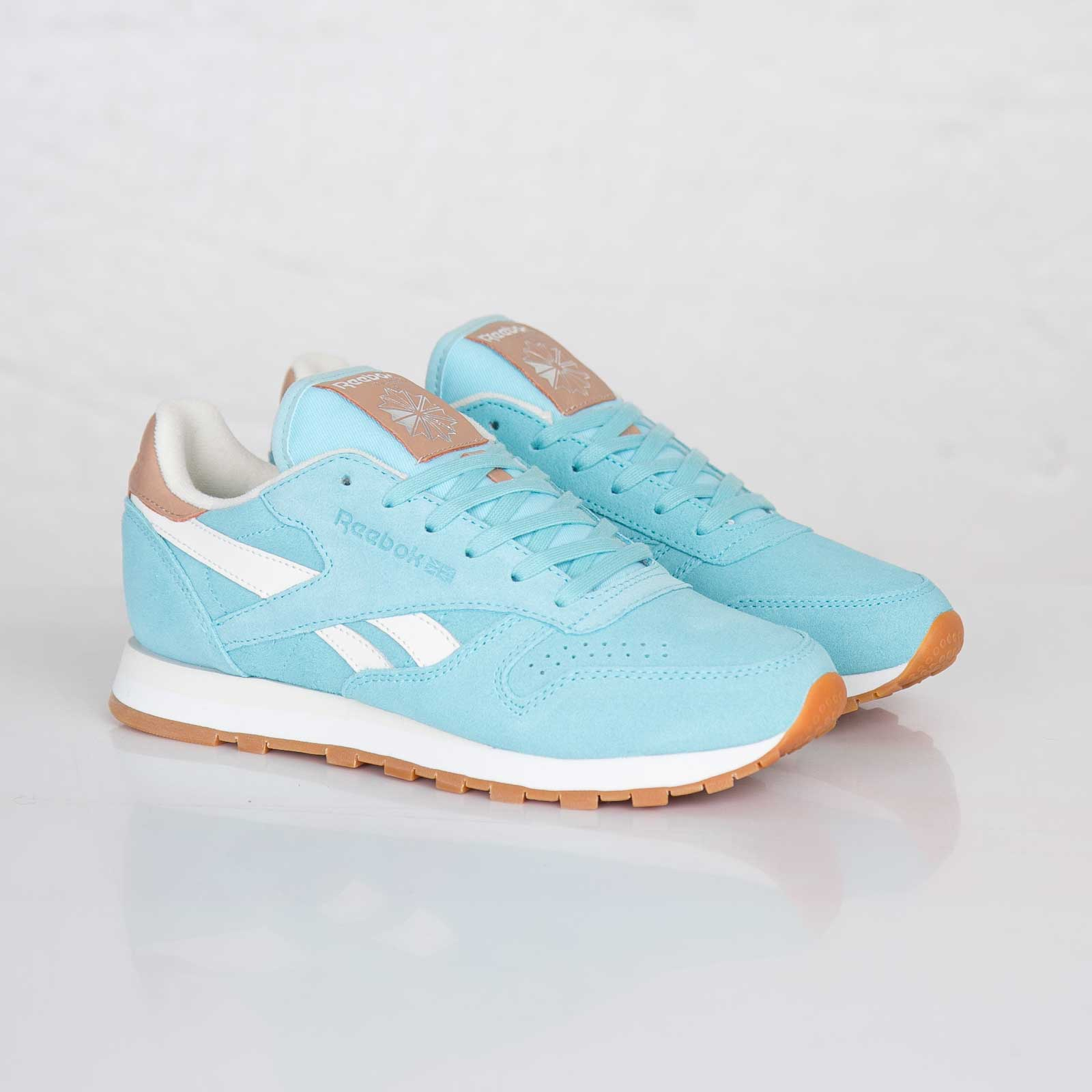 d302a7ff6 Reebok Classic Leather Suede - V55543 - Sneakersnstuff | sneakers ...
