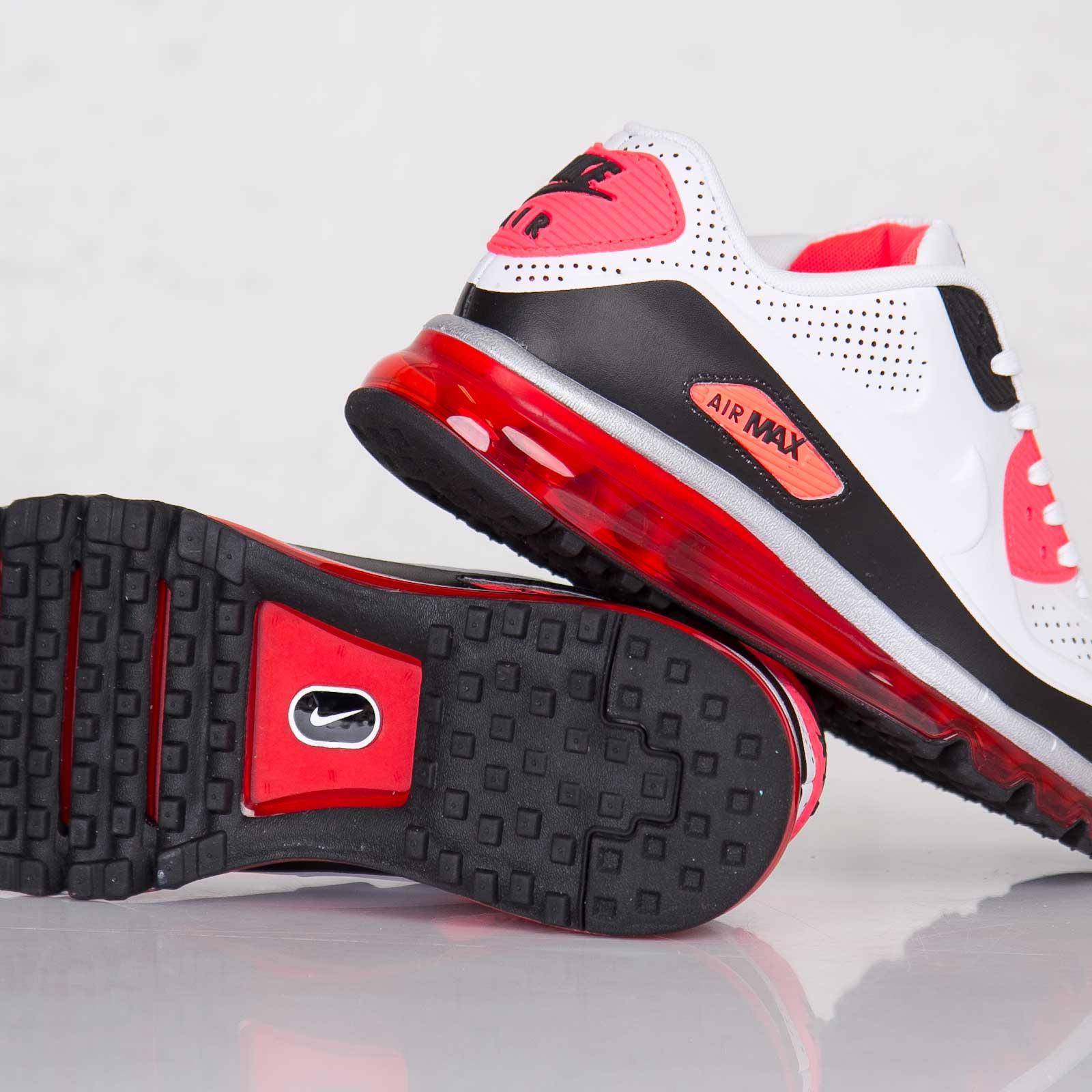 Nike Air Max 90 2014 LTR 'Infrared' Quickstrike 646909 100