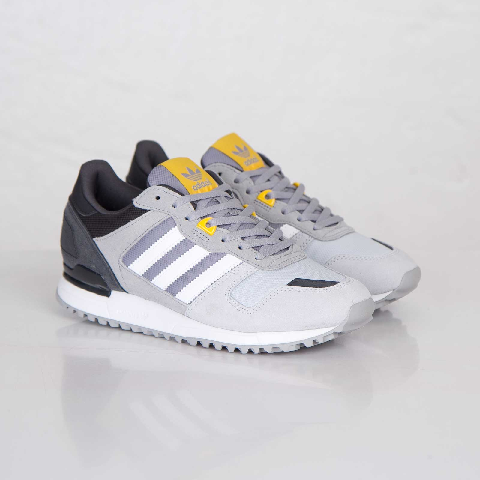 adidas Originals Zx 700 BlackYellowWhite | Footshop
