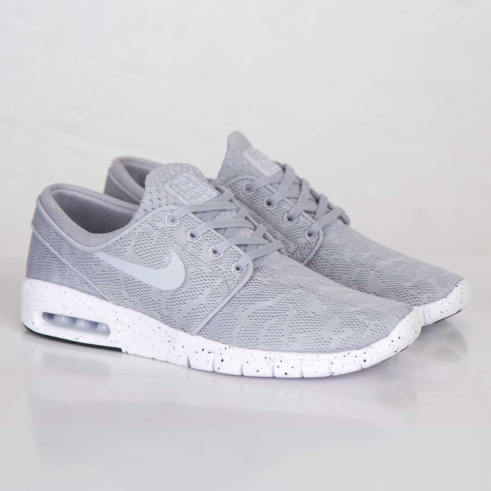 Nike Stefan Janoski Max - 631303-001 - Sneakersnstuff I ...