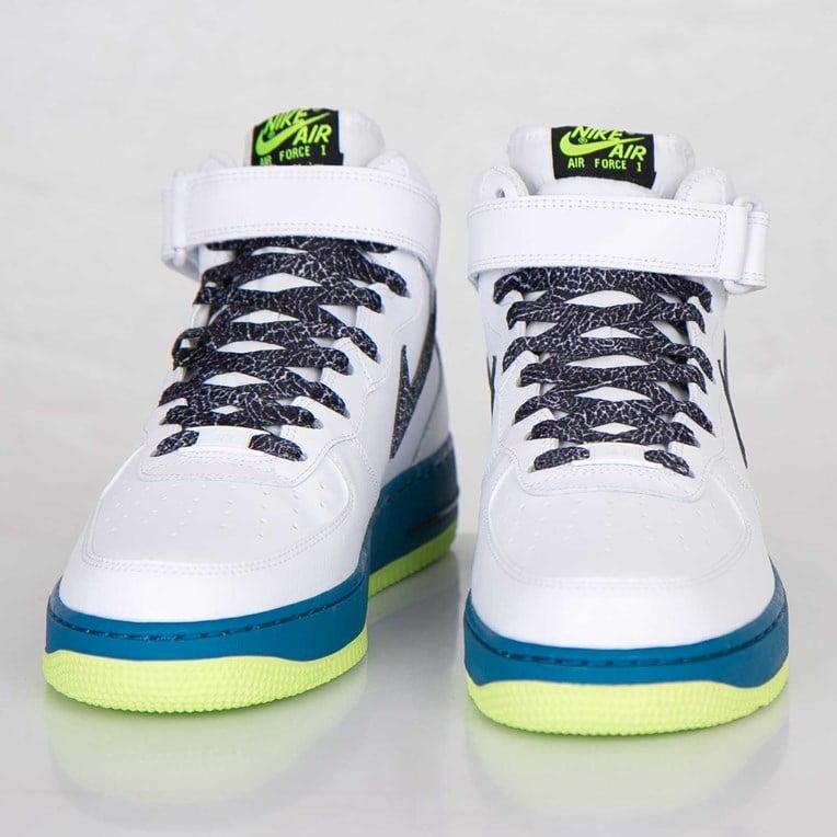 Nike Air Force 1 Mid ´07 315123 123 Sneakersnstuff I