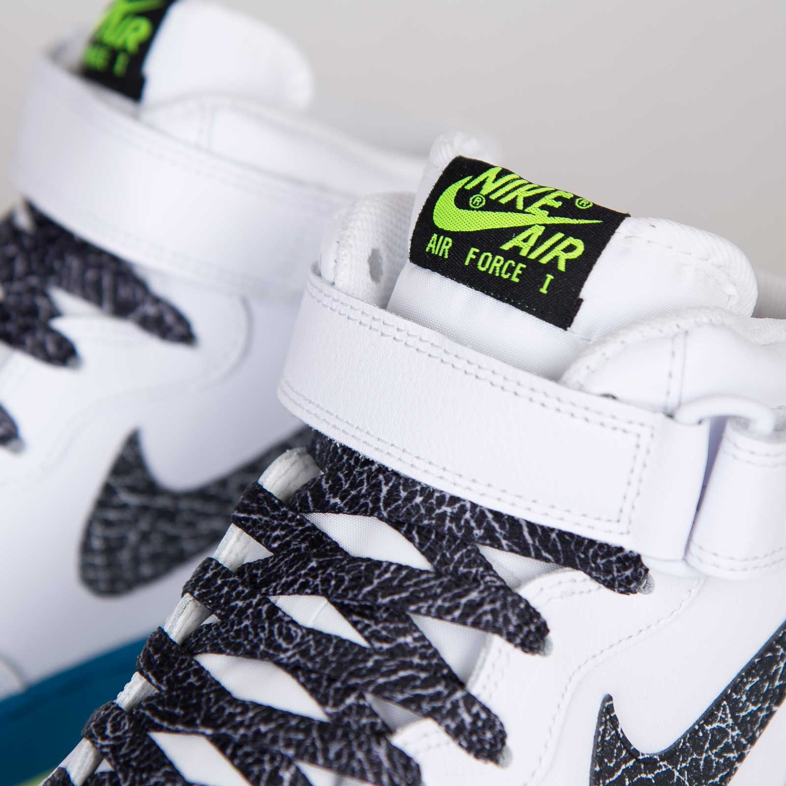 sneakers for cheap a3140 e6ef6 Nike Air Force 1 Mid ´07 - 7. Close