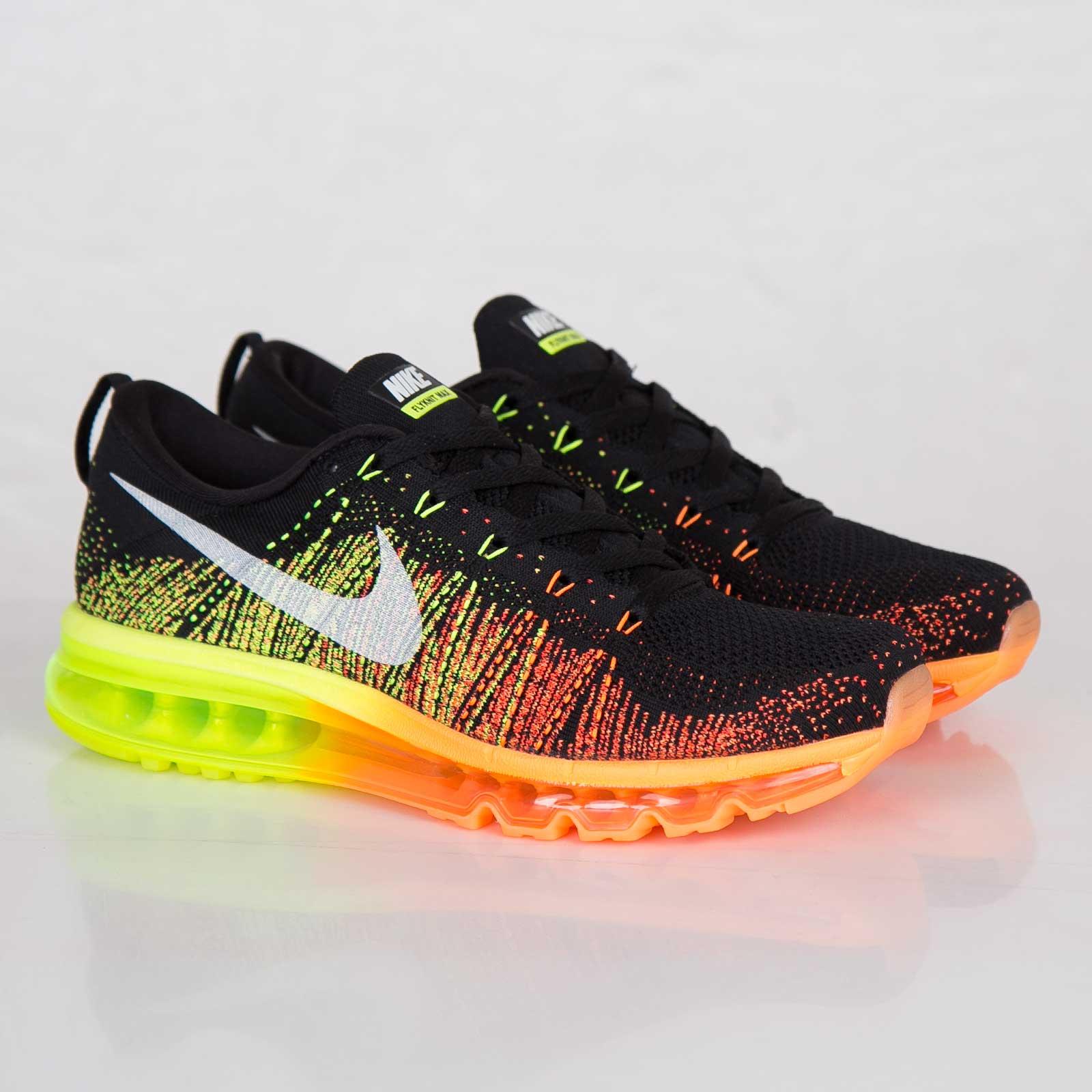 ff293c5192e1 Nike Flyknit Air Max - 620469-018 - Sneakersnstuff