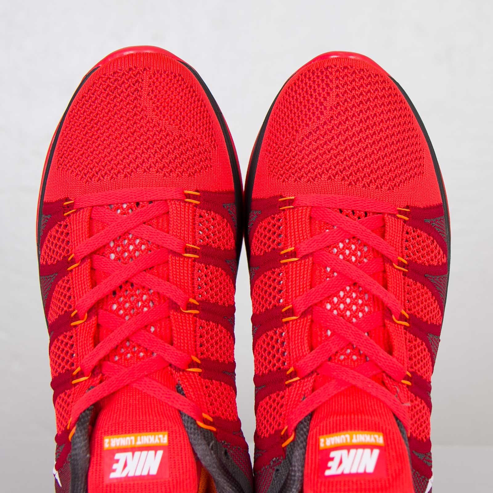 c0da952f407c Nike Flyknit Lunar2 - 620465-616 - Sneakersnstuff