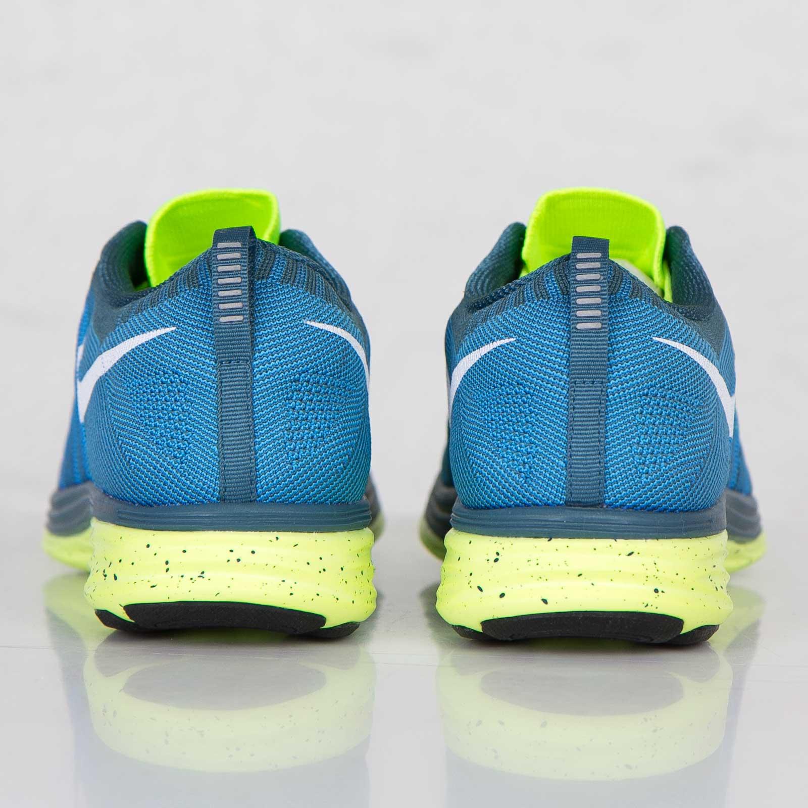 separation shoes cb116 74a25 Nike Flyknit Lunar2 - 620465-714 - Sneakersnstuff   sneakers   streetwear  online since 1999