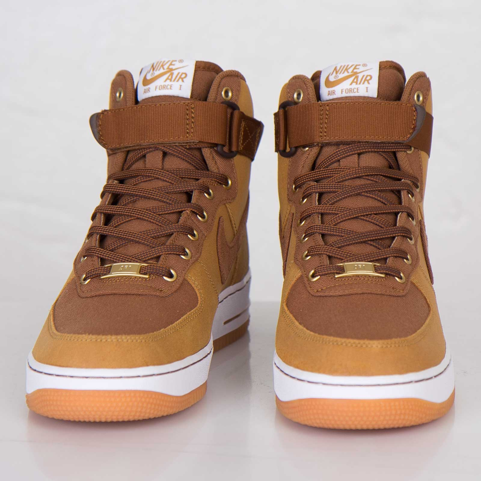 Nike Air Force 1 High ´07 WW 631405 200 Sneakersnstuff