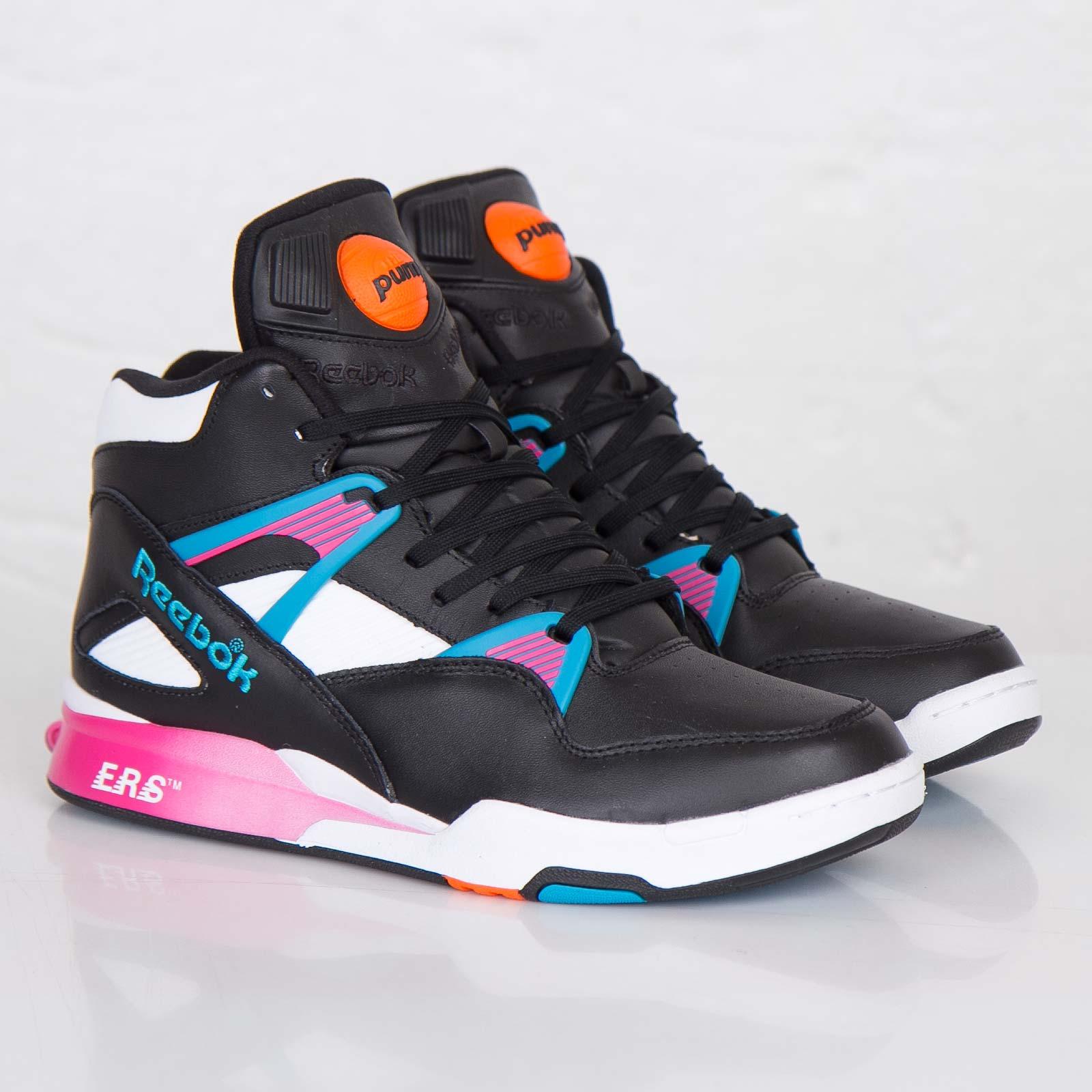 e4a1d04e155c Reebok Pump Omni Zone Retro - V60498 - Sneakersnstuff