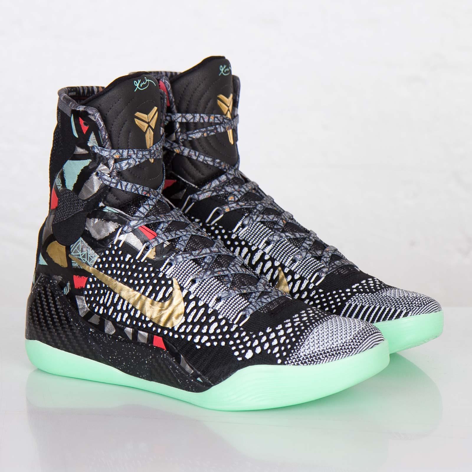 002 Nike Kobe Elite IX Sneakersnstuffsneakers 630847 wOPn0X8Nk