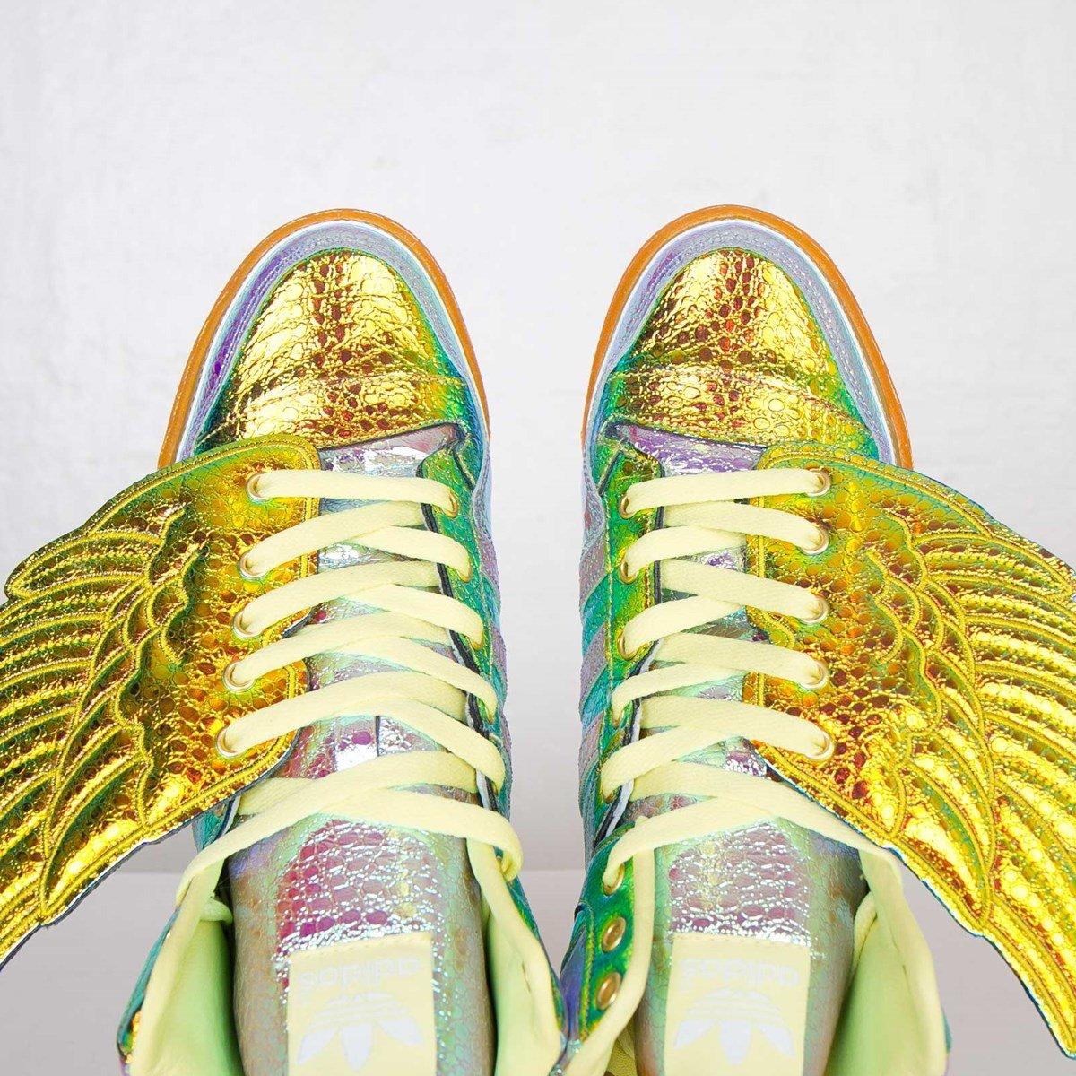 e92ef164b9c2 adidas JS Foil Wing - D65203 - Sneakersnstuff