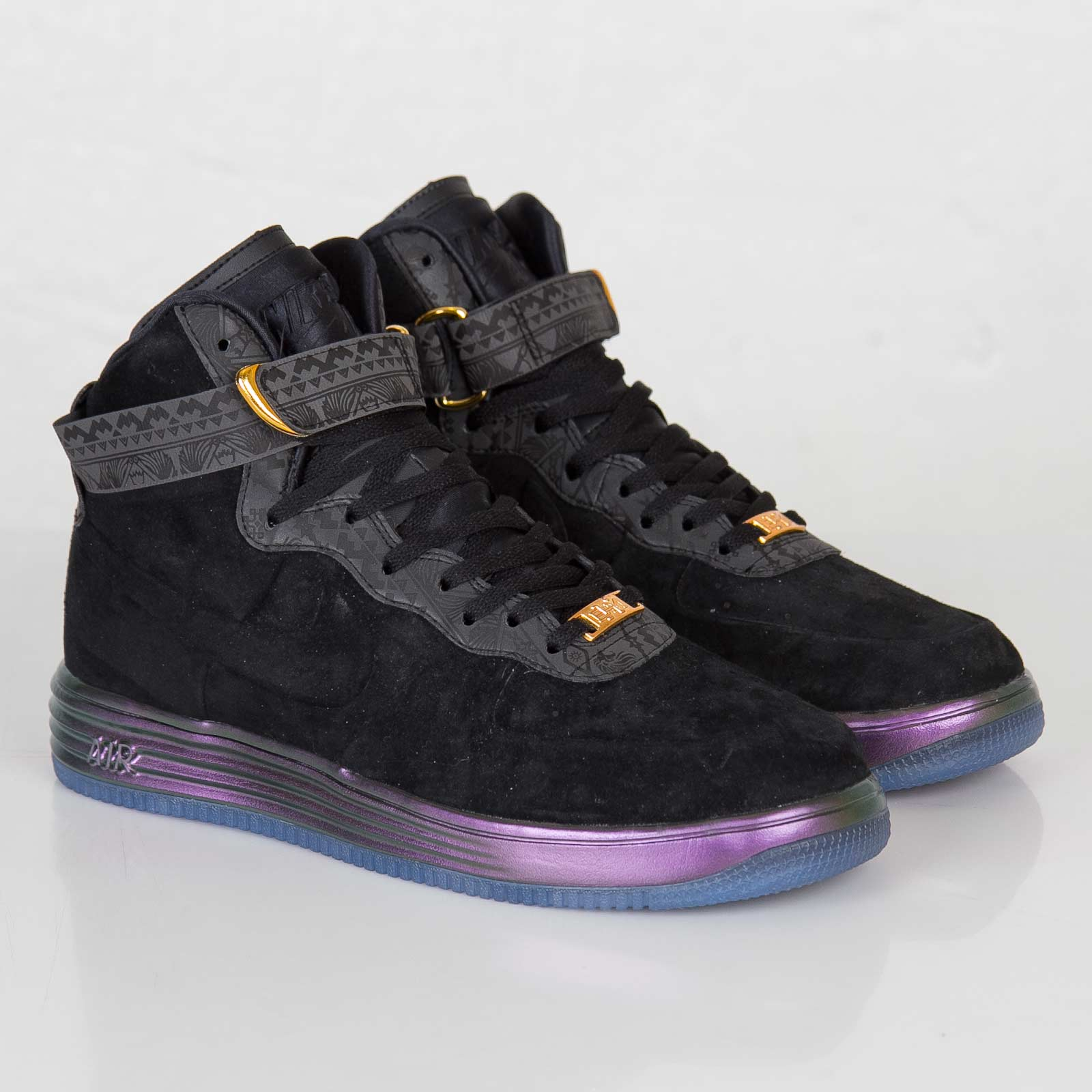 on sale 0d4ce 5f66c Nike Lunar Force 1 Lux BHM QS