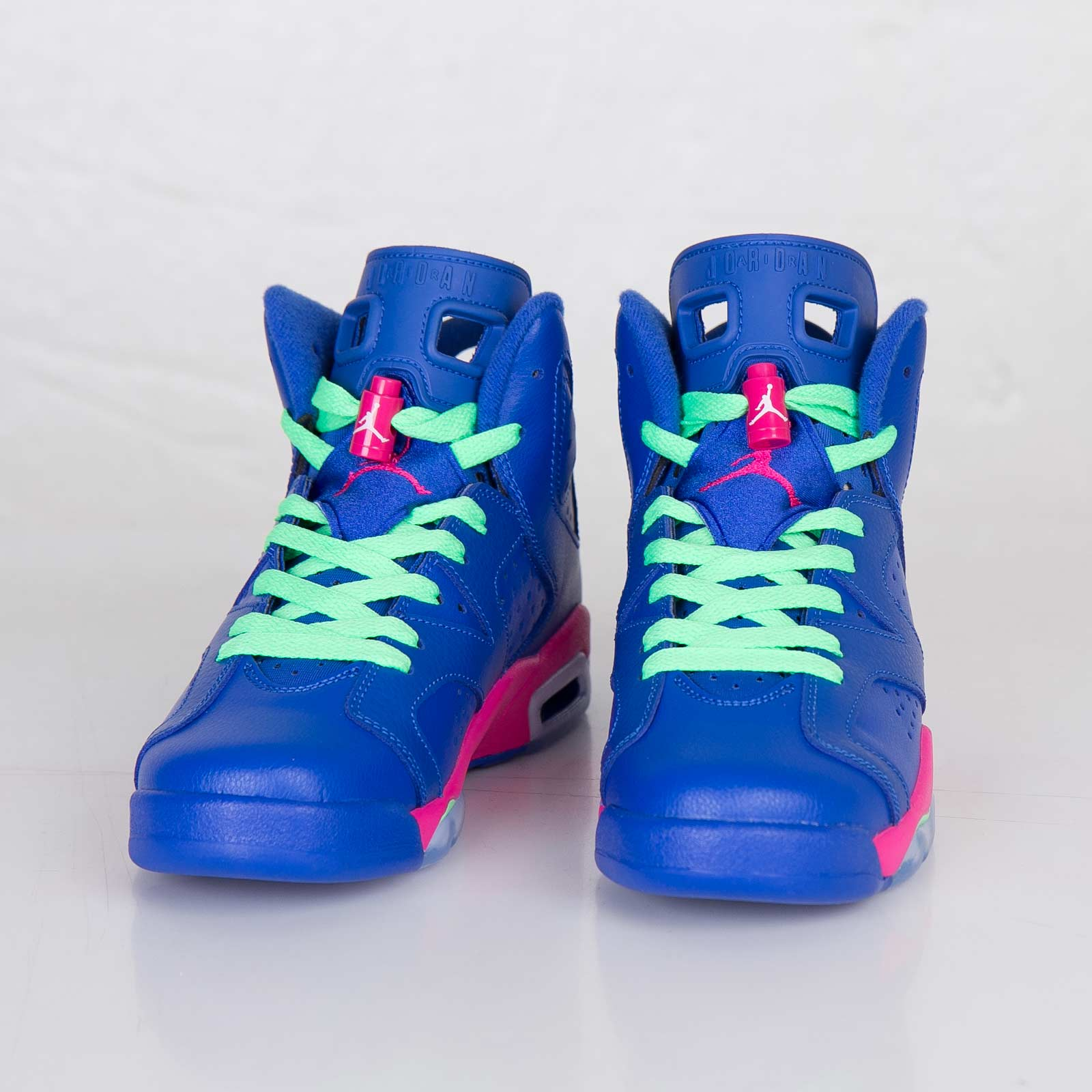 low cost 87937 3bc24 Jordan Brand Air Jordan 6 Retro (GS) - 543390-439 - Sneakersnstuff    sneakers   streetwear online since 1999