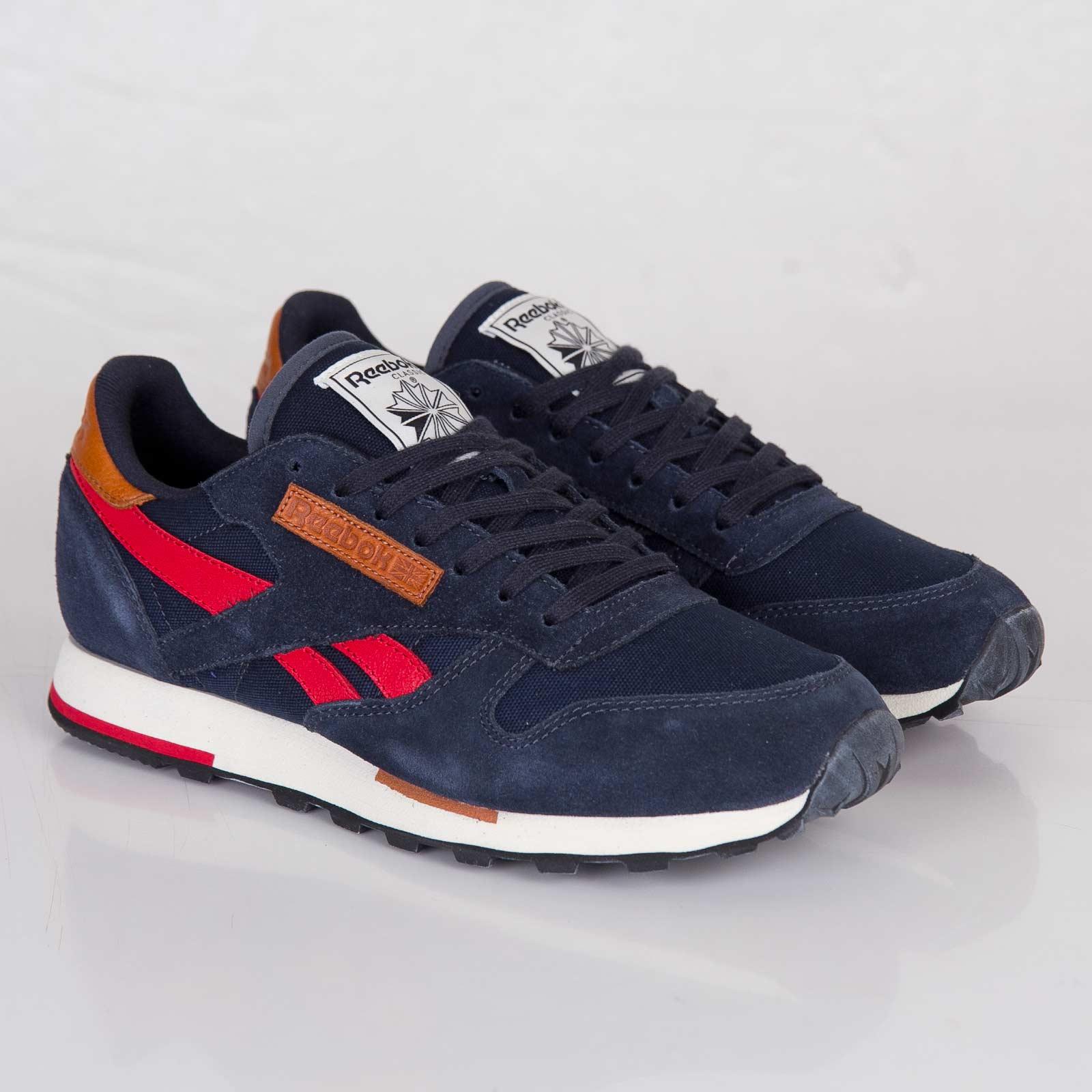 a4df10380722b Reebok Classic Leather Utility - V55385 - Sneakersnstuff