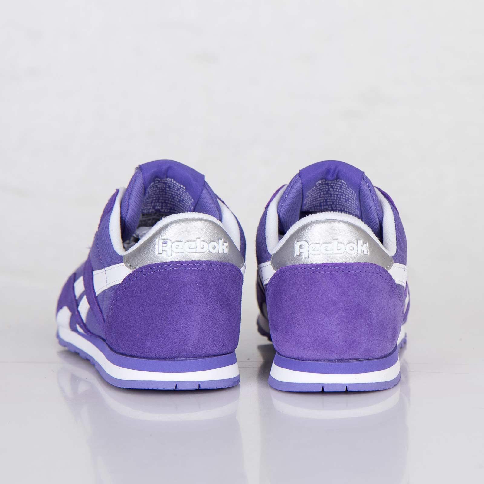 6a64940d179bf Reebok Classic Nylon Slim Pop - V59396 - Sneakersnstuff