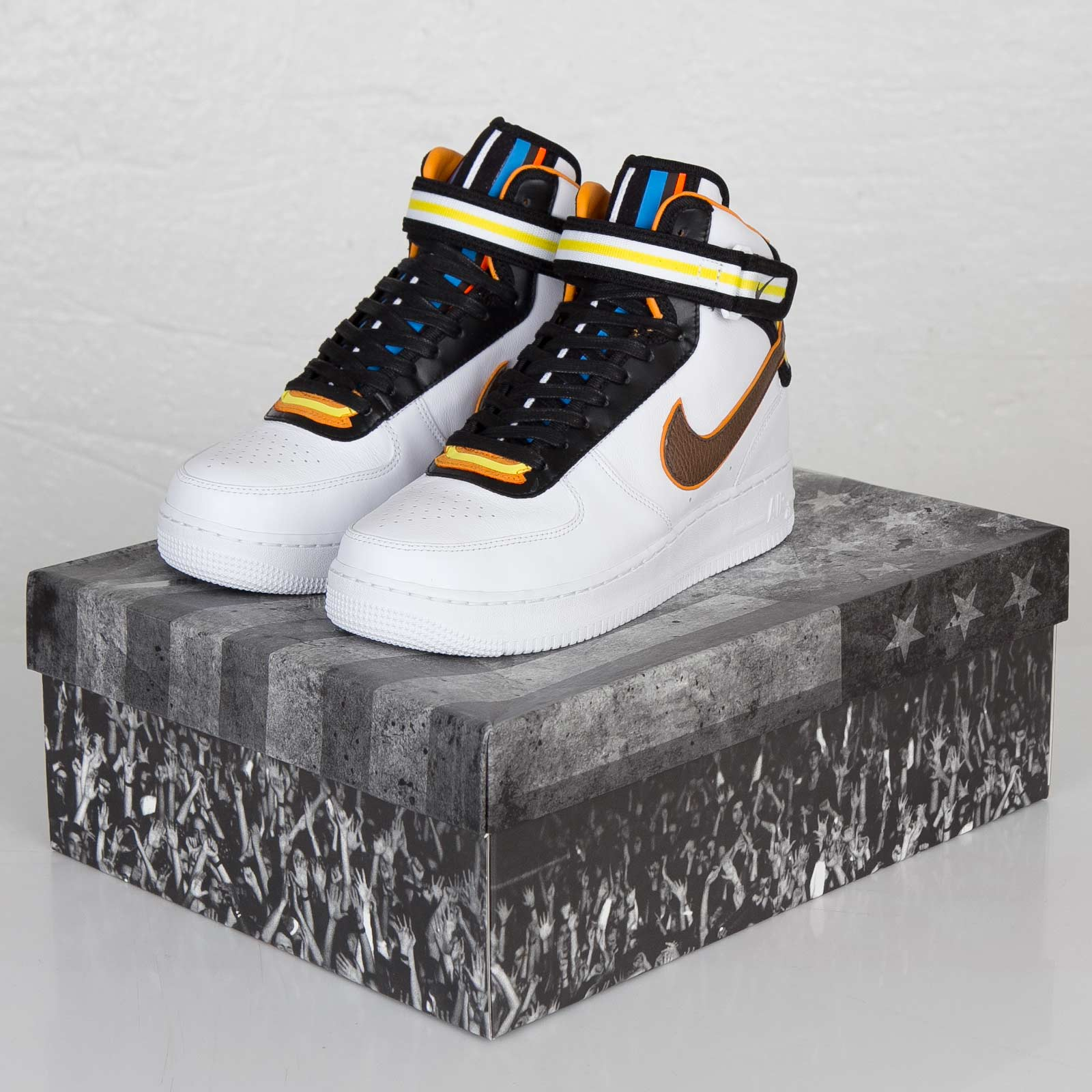 brand new 6f5c5 151c8 ... Nike Air Force 1 Mid SP  Tisci ...