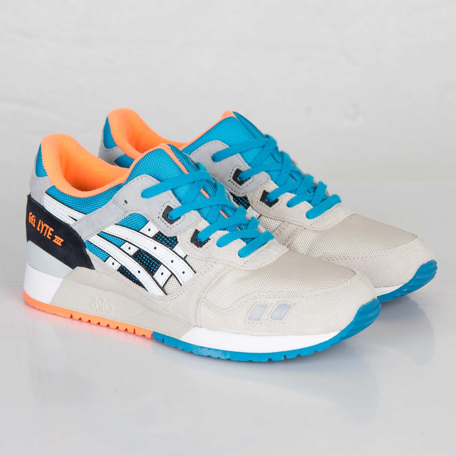 brand new c209b d2954 ASICS Tiger Gel-Lyte III - H405n-9901 - Sneakersnstuff ...