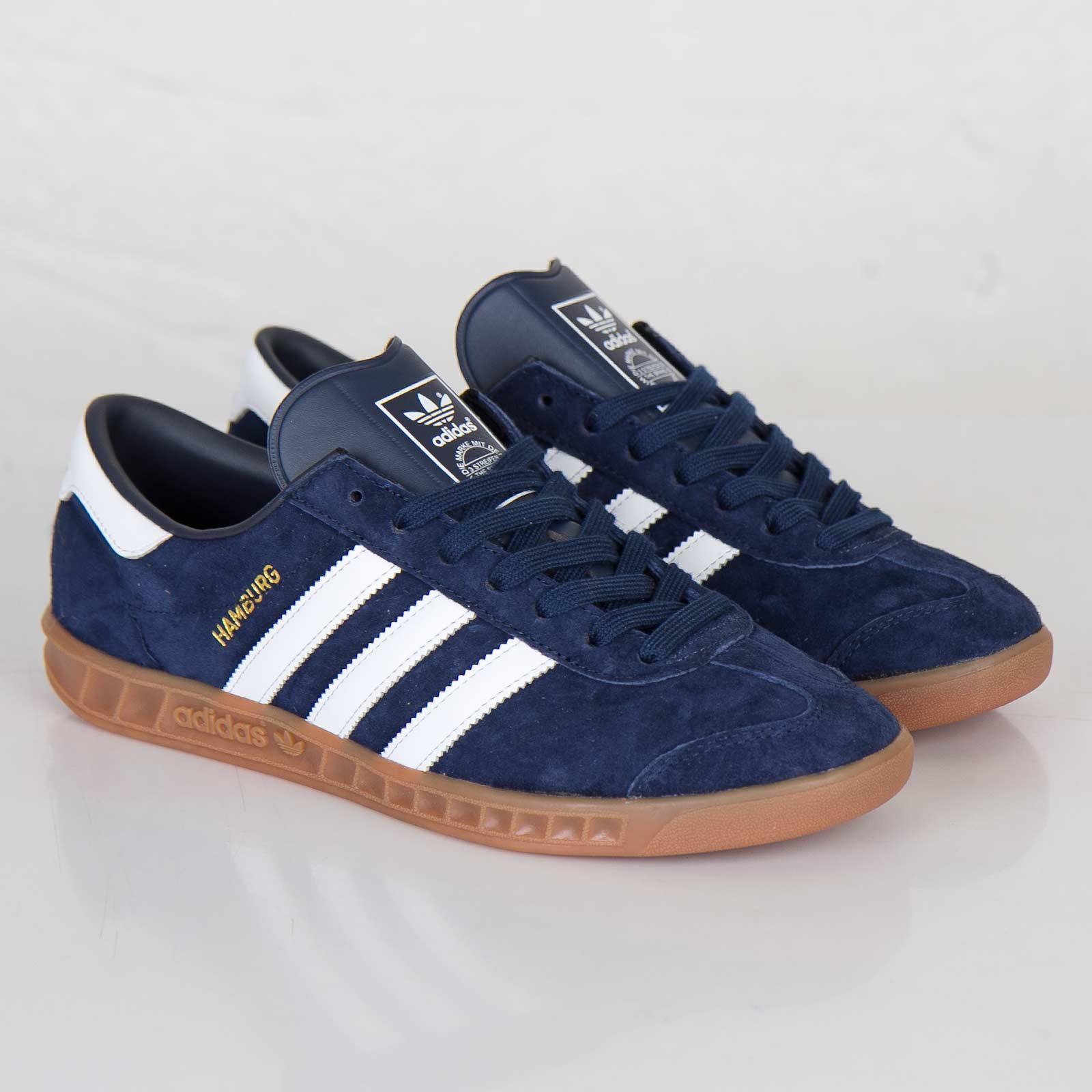37638dd640cb adidas Hamburg - D65192 - Sneakersnstuff