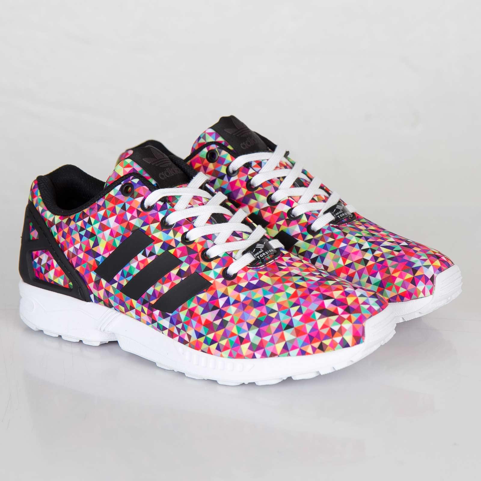 adidas ZX Flux - M19845 - Sneakersnstuff | sneakers ...
