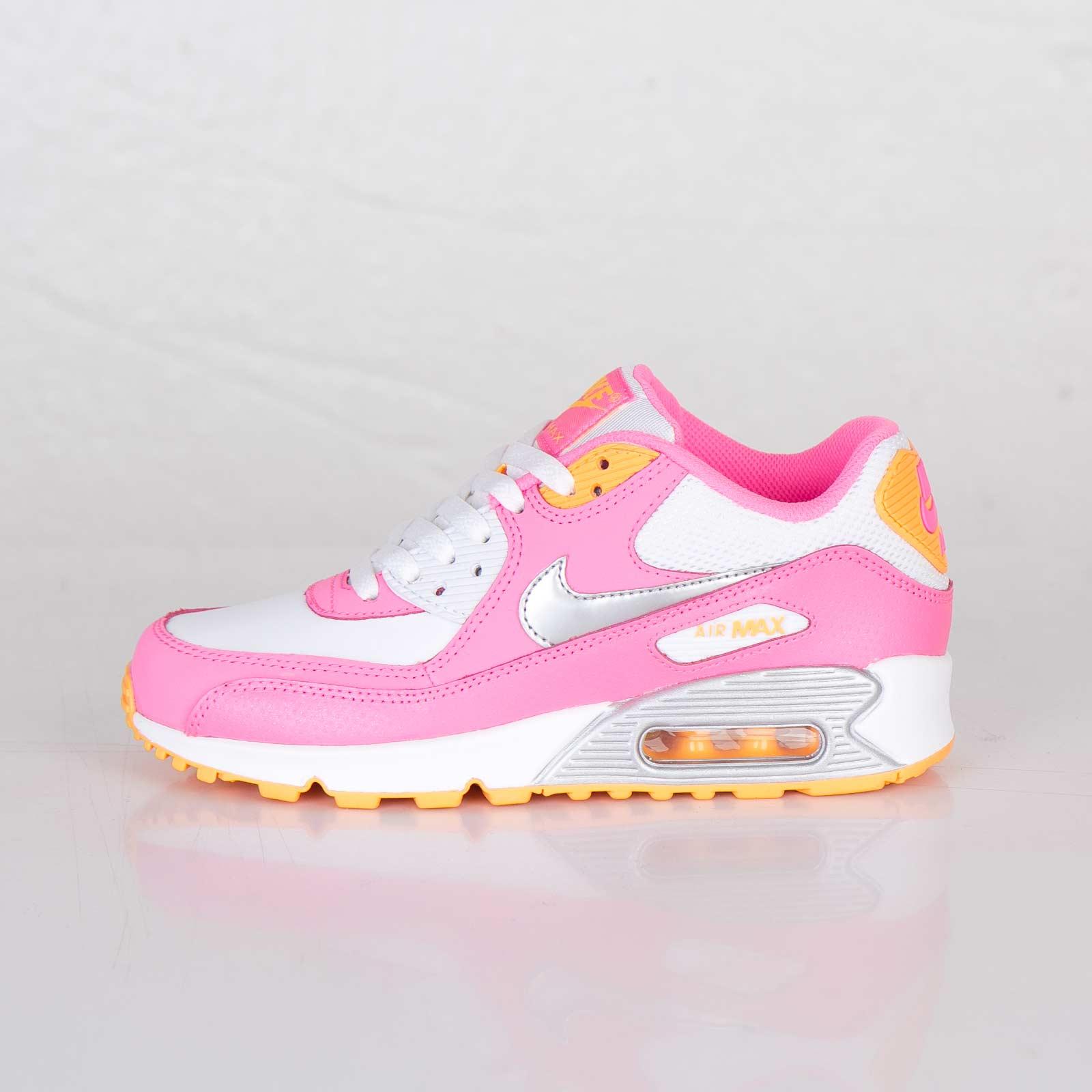 separation shoes 58519 fac79 Nike Air Max 90 2007 (GS) - 7. Close