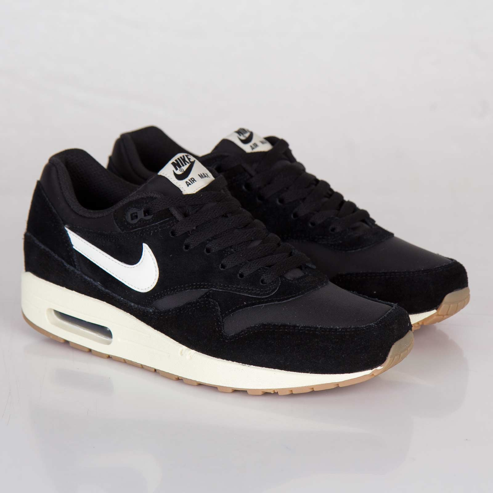 e34292d94e reduced nike air max one essential black gum 89c13 26fc4