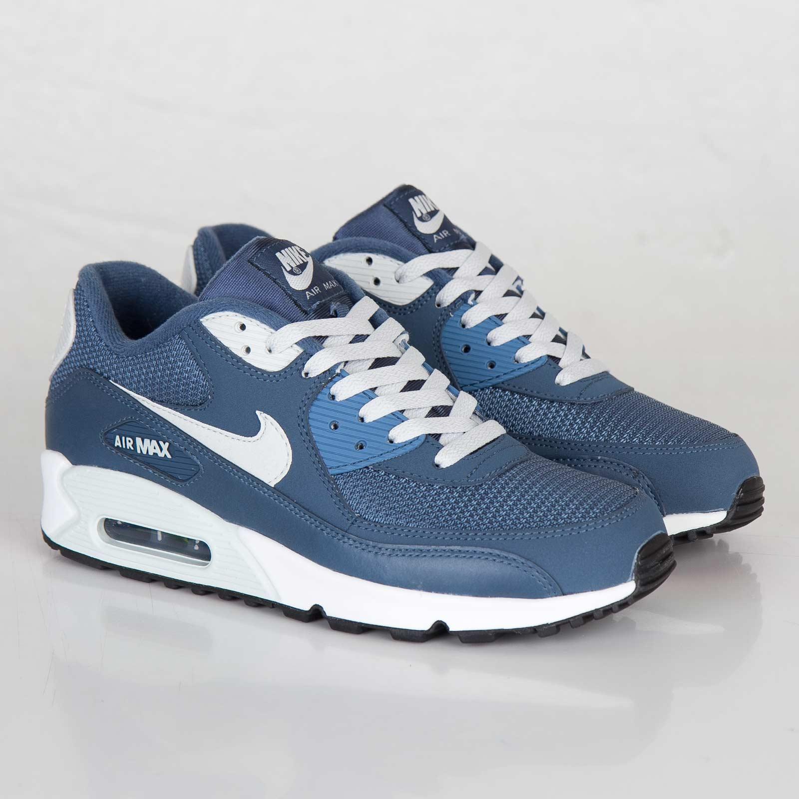Nike Air Max 90 Essential - 537384-405 - SNS   sneakers ...