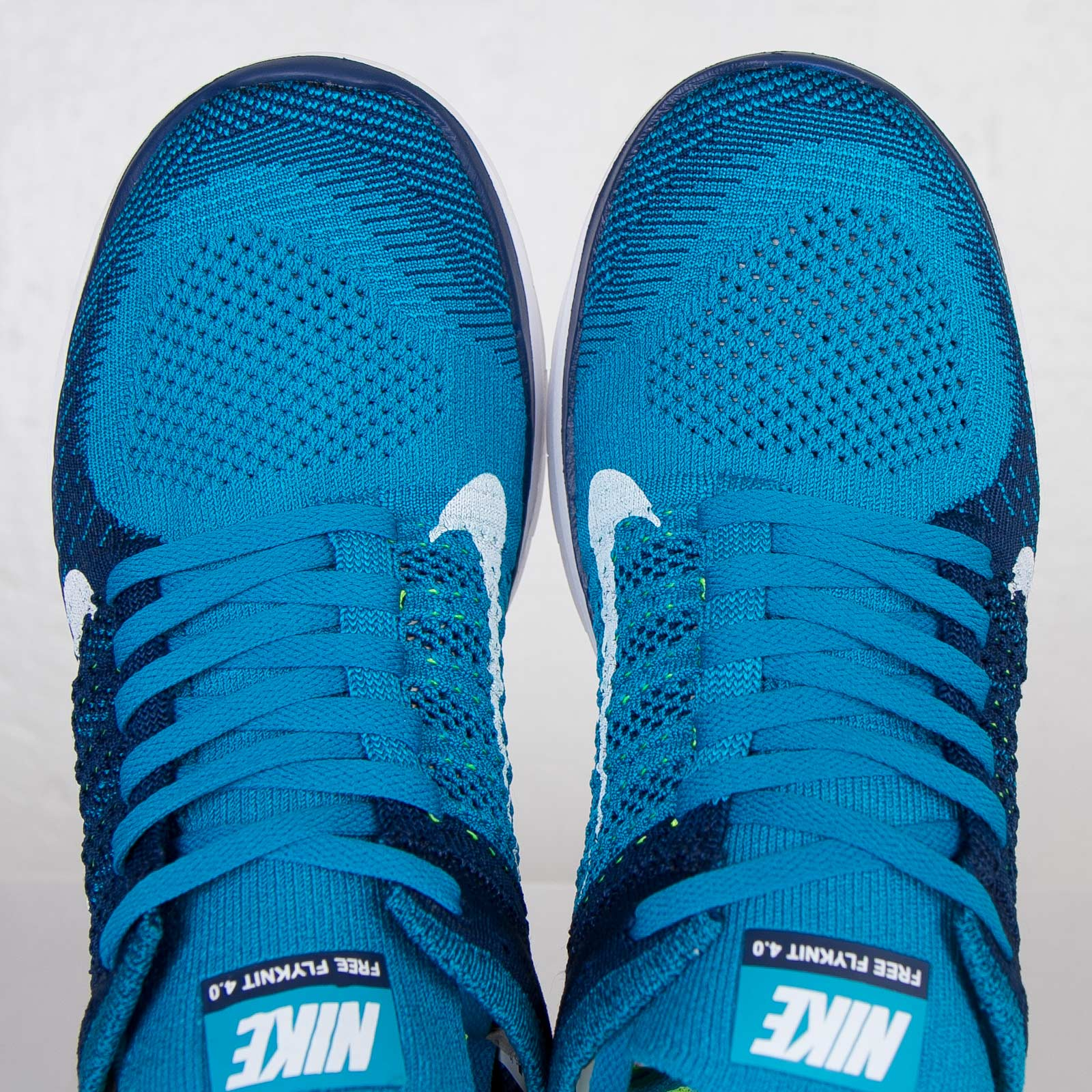 a3b9222f65f Nike Free Flyknit 4.0 - 631053-401 - Sneakersnstuff