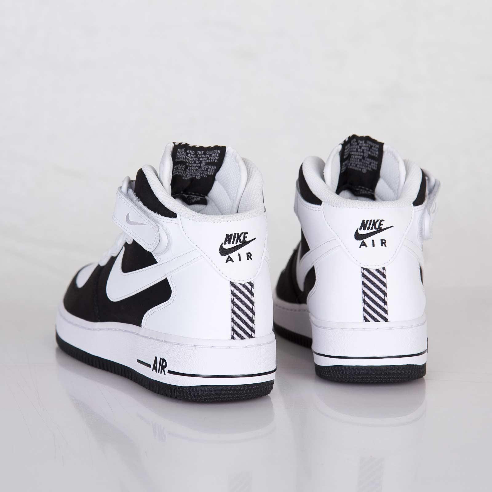 new styles 80efb bf171 Nike Air Force 1 Mid (GS) - 314195-028 - Sneakersnstuff   sneakers    streetwear online since 1999