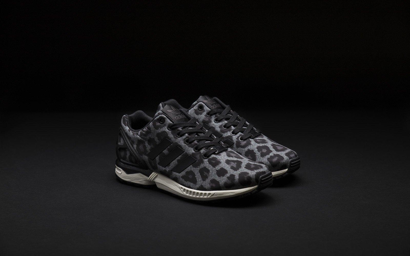 adidas ZX Flux - Snow Leopard - M21667 - SNS | sneakers ...