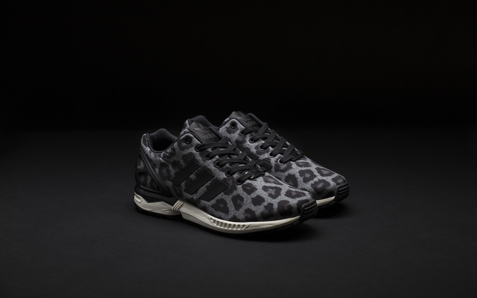 adidas skor leopard