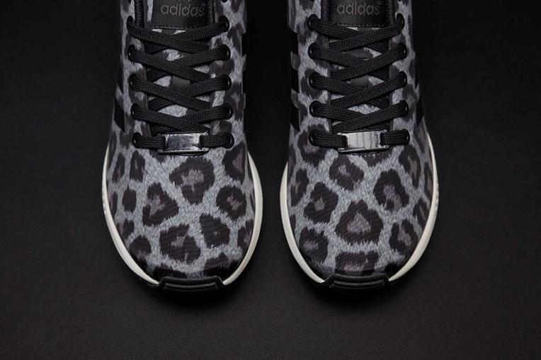 adidas ZX Flux Snow Leopard M21667 Sneakersnstuff I