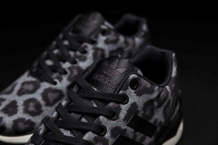 adidas ZX Flux Snow Leopard M21667 Sneakersnstuff