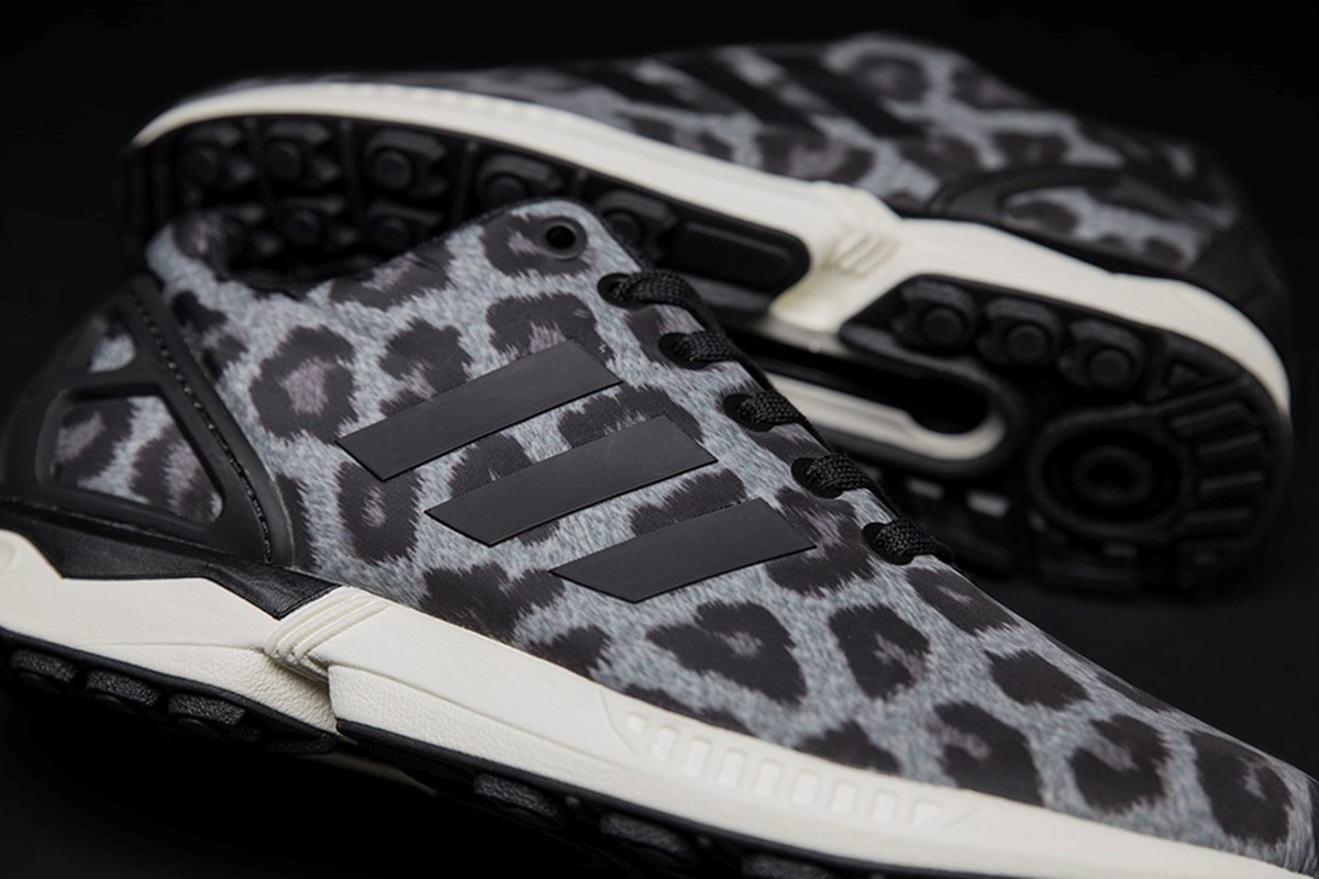 91d8d119e6464e Adidas Zx Flux Snow Leopard - Best Picture HD Leopard In The World