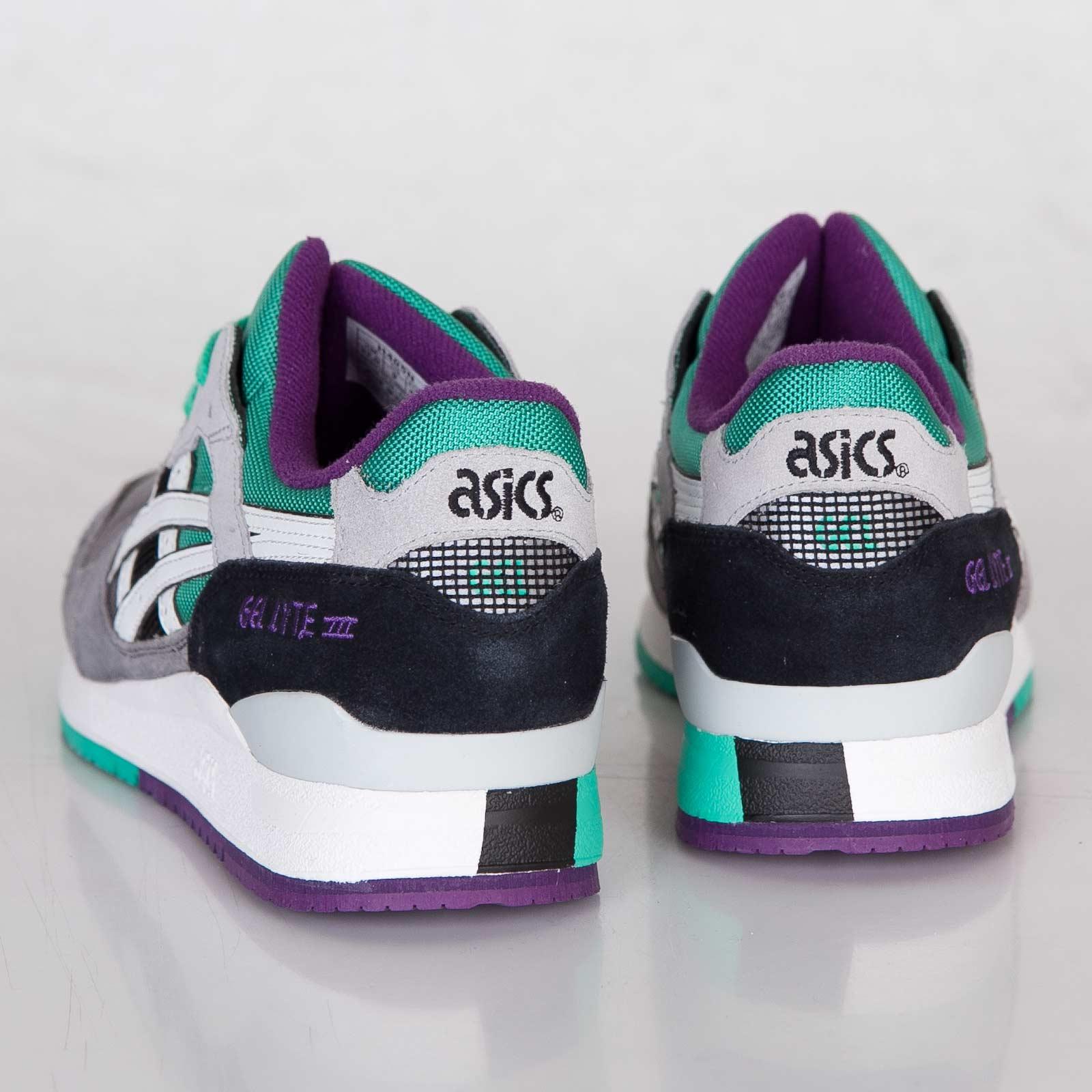 huge selection of 3b375 0e27e ASICS Tiger Gel-Lyte III - H405n-1101 - Sneakersnstuff ...