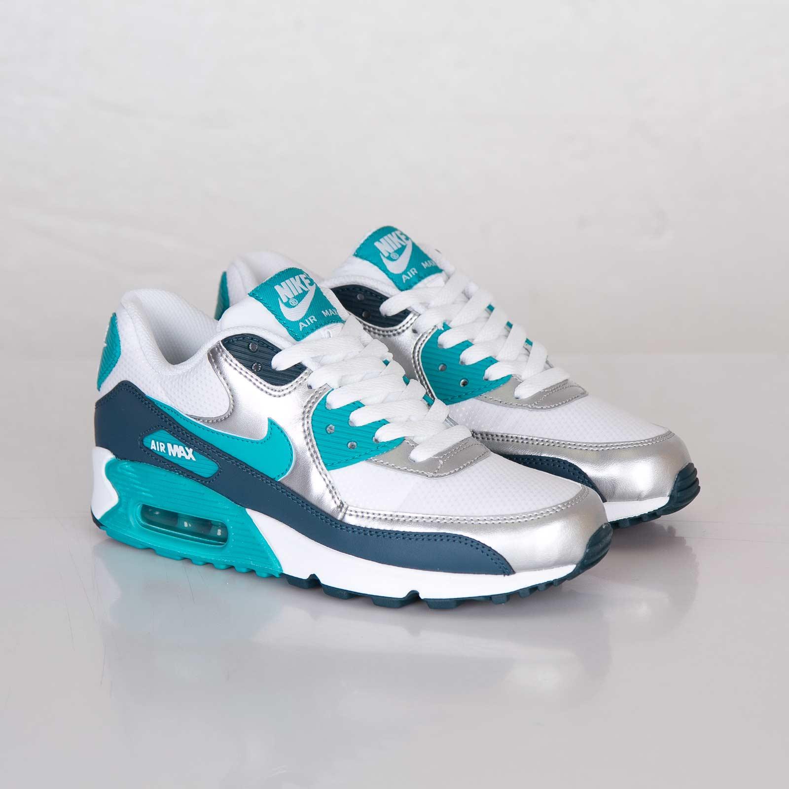 detailed look 125fa ffa0c Nike Wmns Air Max 90 Essential - 616730-105 - Sneakersnstuff ...