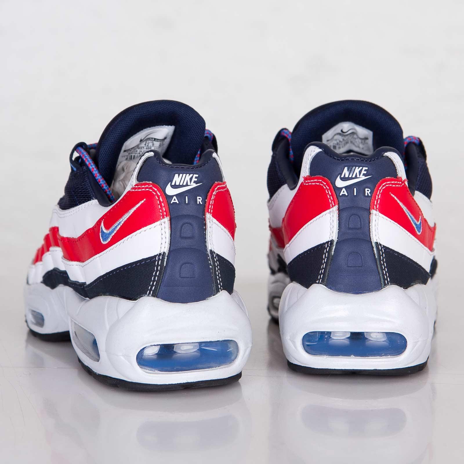 Consciente de aprobar Hong Kong  Nike Air Max 95 City QS - 667637-400 - Sneakersnstuff | sneakers &  streetwear online since 1999