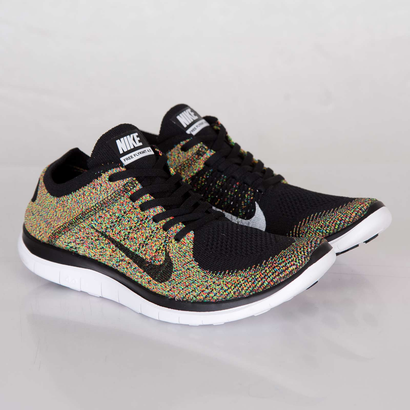 save off 8938a b1ab4 Nike Free Flyknit 4.0 - 631053-004 - Sneakersnstuff ...