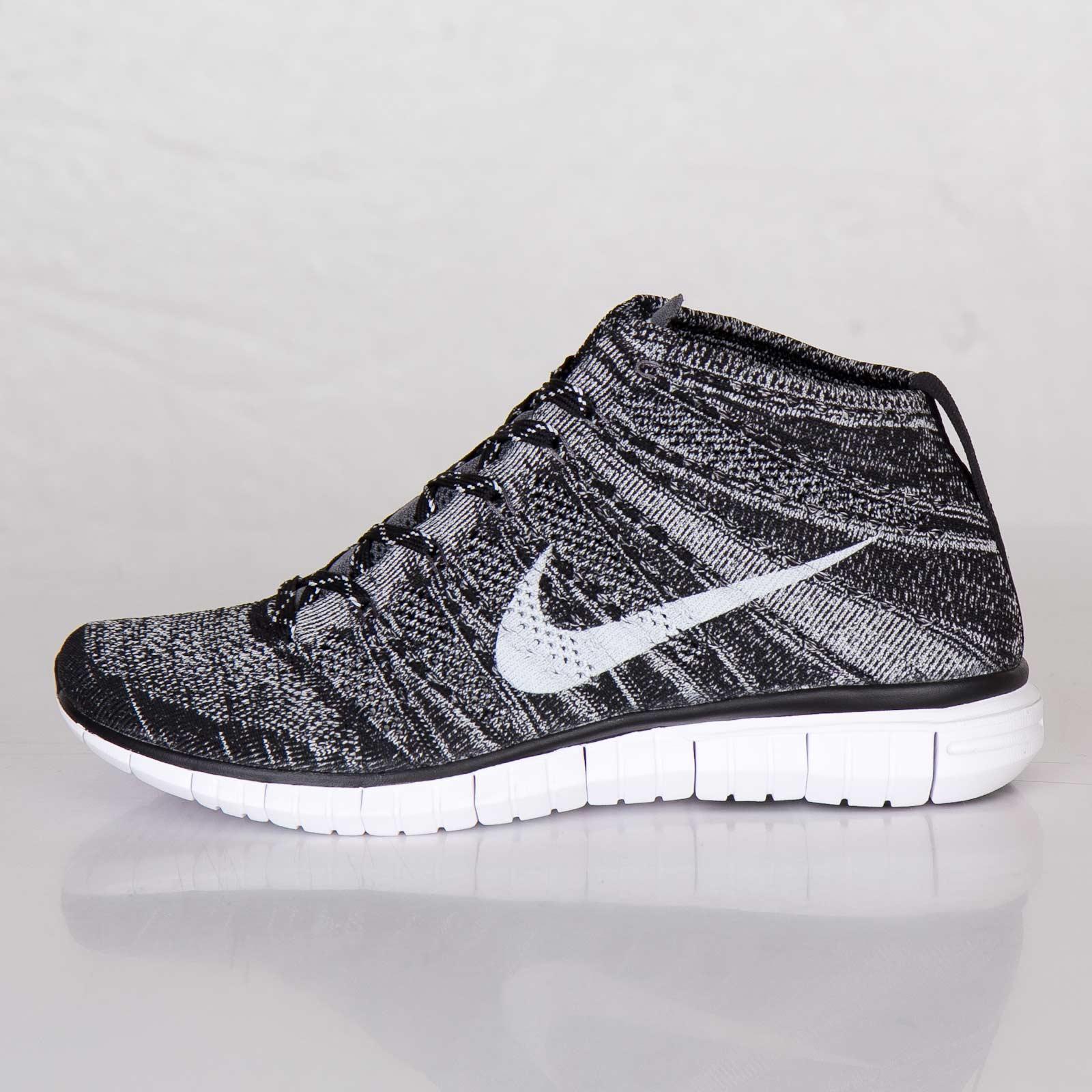 62f97025a5eb67 Nike Free Flyknit Chukka - 639700-001 - Sneakersnstuff