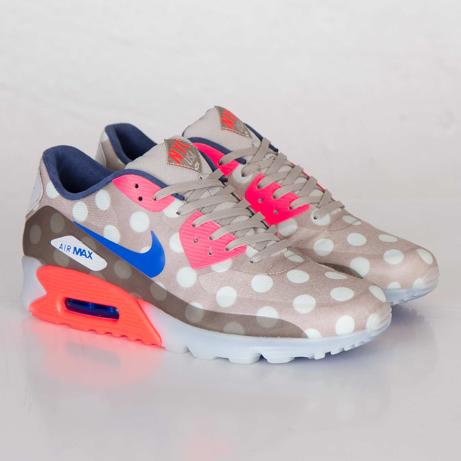 Nike Air Max 90 Ice City QS 667635 001 Sneakersnstuff